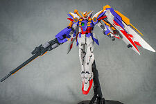 Bandai MG 1/100 Wing Gundam EW built & painted in Japan Gundam W
