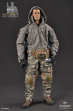 "Flagset 12"" 1/6 Scale US Army Soldier Special Forces Group Action Figure SFG"