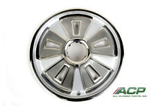 """1966 66 Mustang Wheel Cover with out Logo Center 14"""" Set of 4 FREE SHIPPING NEW"""
