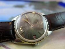 Beautiful,Vintage,Stainless Steel Newmaster Citizen Manual Wind 36mm