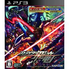 Strider Hiryu PS3 CAPCOM Sony Playstation 3 Japan USED