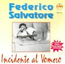 Federico Salvatore - Incidente Al Vomero CD