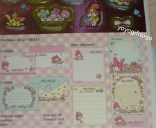 2014 Sanrio My Melody package of Letter Set Stationery # 01