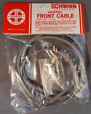 Schwinn Front Brake Cable Gray Silver Housing for Mountain Road Vintage Bikes