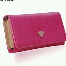 New Multifunctional Envelope Hot Women Wallet Purse Clutch Bag Phone Case Cover