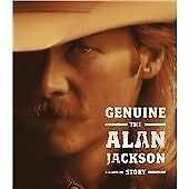 Genuine: The Alan Jackson Story SEALED NEW 3 CD + Poster Walmart Exclusive
