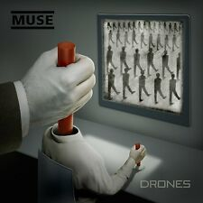 MUSE - DRONES: CD ALBUM (June 8th  2015)