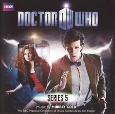 Doctor Who: Series 5 by BBC National Orchestra of Wales/Murray Gold (CD, Nov-20…