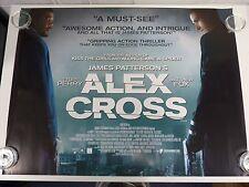 Alex Cross Matthew Fox Action Crime Original Film Movie Poster Quad 76x102cm