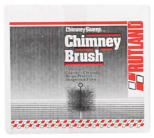 "Rutland Chimney Sweep 16511 Square Wire Brush, 11"" L x 11"" W, Bl"