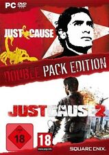 PC Computer Spiel ***** Just Cause 1 + Just Cause 2 - Double Pack ****NEU*NEW*18