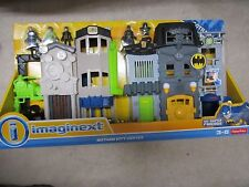 Fisher Price Imaginext DC Super Friends Batman Gotham City Center Joker set