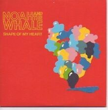 (N716) Noah & The Whale, Shape of My Heart - DJ CD