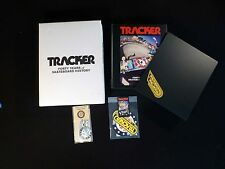 Skateboarding,TRACKER- Forty Years of Skateboard History, Collectors Book