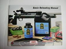 2016 WINCHESTER,IMR,HODGDON-3 POWDERS-RELOADING MANUAL-BRAND NEW-FREE SHIPPING!