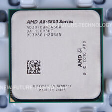 AMD A8-Series A8-3870K (AD3870WNZ43GX) CPU Processor 3 GHz Socket FM1 100% Work