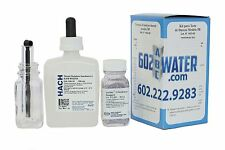 Hach Total Water Hardness Test Kit. Testing Hard Calcium Softener Pack Model 5-B