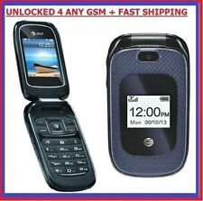 Brand New ZTE Z223 GSM Bluetooth Camera 3G GSM Flip Phone (Unlocked)