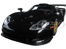 1997 PORSCHE 911 GT1 PLAIN BODY VERSION BLACK 1/18 DIECAST MODEL AUTOART 89770