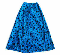 Vintage Maxi Skirt Floral Indie Retro Boho Party 6