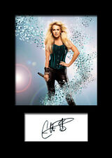 CARRIE UNDERWOOD #2 Signed Photo Print A5 Mounted Photo Print - FREE DELIVERY