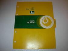 John Deere 216 Rotary Tiller Parts Manual , PC-1638