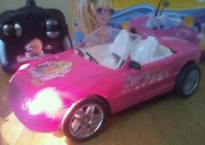 MERCEDES BENZ SPORTS CONVERTIBLE GIRLS Radio Remote Control Car  FAST PINK  L@@K