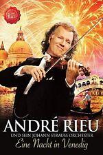 ANDRÉ RIEU - EINE NACHT IN VENEDIG  DVD NEU