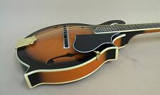Smoky Mountain SM84 F-Style Mandolin - Vintage Sunburst + HARD Case