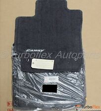 Toyota Camry 2007-2011 Gray Floor Mat Set Genuine OEM  PT206-32100-12