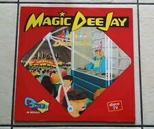 MAGIC DEE JAY - COMPILATION - Discomagic Records ‎LP 160 - COME NUOVO -