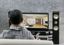NEW 1/6 model The TV VCD Home theater Scene: the furniture