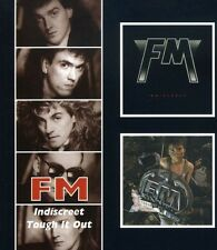 Indiscreet/Tough It Out - Fm (2005, CD NIEUW)2 DISC SET