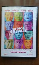 Como nuevo - DVD de la película UN DIOS SALVAJE - Item For Collectors