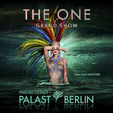 Hotelgutschein Riverside Hotel Berlin Musical The ONE Show Tickets Übernachtung