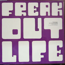 LP / FREAK OUT-LIVE / ORIG. 1 PRESS / MONSTER AUSTRIA / PROG.ROCK / 1971 / RAR /