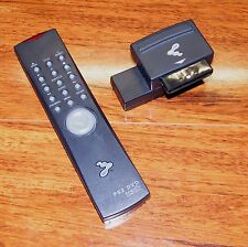 Playstation 2 (PS2) DVD Player Remote Controller & Receiver! *Tested & Working*