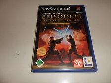 PlayStation 2  Star Wars Episode 3 - Die Rache der Sith (5)
