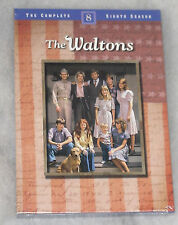 The Waltons Complete Season 8 Eighth - DVD Box Set - NEW & SEALED
