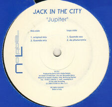 JACK IN THE CITY - Jupiter - No Label