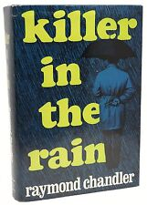 Killer in the Rain First Edition Raymond Chandler 1964 1st Printing Book