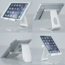 Universal Aluminum Desk Stand Mount Holder For iPad Air 2 Pro Samsung Tablet