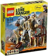 LEGO 79110 The Lone Ranger Silver Mine Shootout BOX HAS BIG W TAPE ON IT