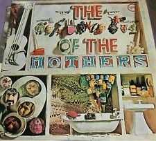 ZAPPA - XXXX of the Mothers - ITALY ONLY LAMINATED G/F COVER - GOLD VERVE BEAUTY