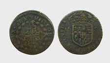 SAVOIA - VITTORIO AMEDEO II 1680-1713 -AE/ 2 1/2 SOLDI 1697
