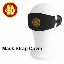 OMS Mask strap cover with OMS Logo 12918007 Dive Gear Scuba Diving Masks
