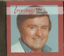 MIKE DOUGLAS - LOVE SONGS - CD - NEW