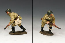KING AND COUNTRY Red Army Advancing Rifleman  WW2 RA52 RA052