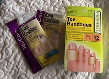 TOP CARE TOPCARE CORN CUSHIONS & PRO FOOT PROFOOT TOE BANDAGES