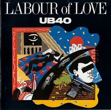 UB40 ‎CD Labour Of Love - England